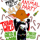"THE ANIMAL PARTY – ""Rudolphs Night Off"" Feat. Girls N Boomboxes"