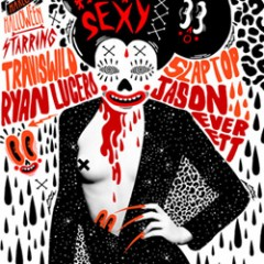 'DEAD SEXY' Harlot Halloween