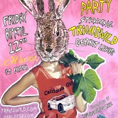 THE ANIMAL PARTY – April 2013