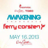 Ferry Corsten with TRAVISWILD at Ruby Skye