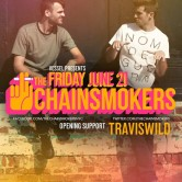 The Chainsmokers with TRAVISWILD at Vessel