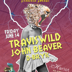 June ANIMAL PARTY Promo Feat. D-Bryk, John Beaver, TRAVISWILD