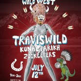 THE ANIMAL PARTY feat. TRAVISWILD + Kunal Parikh + Zookeepers