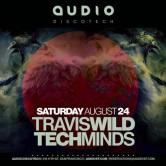 TRAVISWILD & Tech Minds at Audio Discotech