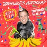 THE ANIMAL PARTY – TRAVISWILD Birthday Bash!
