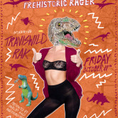 THE ANIMAL PARTY – Prehistoric Rager feat. TRAVISWILD