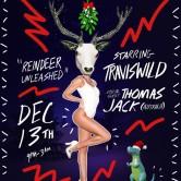 THE ANIMAL PARTY – Reindeer Unleashed feat. TRAVISWILD & Thomas Jack (Australia)