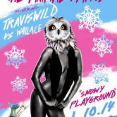 THE ANIMAL PARTY – Snowy Playground feat. TRAVISWILD & WALLACE