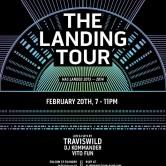 THE ALIENWARE LANDING TOUR feat. TRAVISWILD