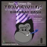 TRAVISWILD's Birthday Bash & Farewell @ Hawthorn