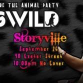 TRAVISWILD at Storyville [Boston]
