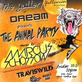 The Animal Party Halloween @ The Gallery – Dream Downtown [NYC]