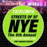 6th Annual Streets of San Francisco NYE w/ Chromeo + TRAVISWILD + Viceroy + Kill Paris