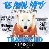 THE ANIMAL PARTY @ VIP Room [NYC]