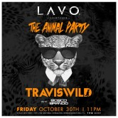 THE ANIMAL PARTY @ LAVO [NYC]