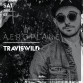 AEROPLANE + TRAVISWILD @ Audio [SF]