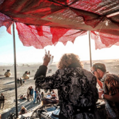 Thomas Jack b2b TRAVISWILD Live @ Burning Man