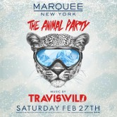 THE ANIMAL PARTY @ Marquee [NYC]