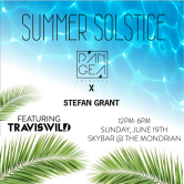 Summer Solstice feat. TRAVISWILD [LA]