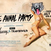 THE ANIMAL PARTY – Hamptons feat. VICEROY & TRAVISWILD