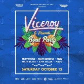 Wicked Delight at Sea: Viceroy & TRAVISWILD [Long Beach]