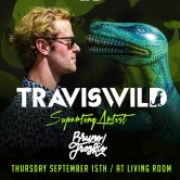 TRAVISWILD @ Living Room [DC]