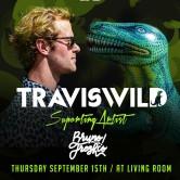 TRAVISWILD @ Living Room [DC]