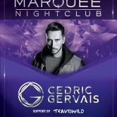 TRAVISWILD & Cedric Gervais @ MARQUEE [Las Vegas]