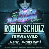 The Wild Brunch w/ TRAVISWILD & Robin Schulz [Cartagena]