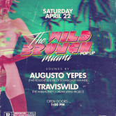 The Wild Brunch feat. TRAVISWILD [Miami]