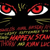 Traviswild's Animal Bday feat. Happen.Stance & Ryan Lucero