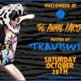 THE ANIMAL HALLOWEEN PARTY @ Electric Room [NYC]
