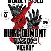 Deadly Disco feat. Happen.Stance / Duke Dumont / Viceroy [SF]