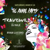 THE ANIMAL PARTY feat. Travis Wild [SF]